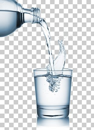 Mineral Water Cup PNG