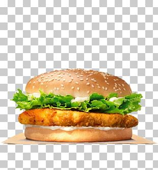 Whopper Chicken Sandwich Hamburger Crispy Fried Chicken Burger King Specialty Sandwiches PNG