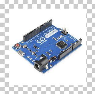 Arduino Leonardo Arduino Uno Microcontroller Atmel AVR PNG