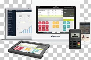 Point Of Sale Computer Software ShopKeep System Retail PNG