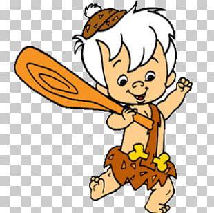 Bamm-Bamm Rubble Pebbles Flinstone Barney Rubble Betty Rubble Fred Flintstone PNG