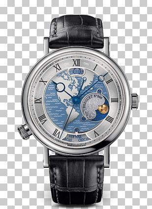 Breguet Watchmaker Chronograph Complication PNG