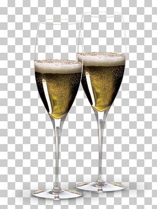 Champagne Glass Wine Glass Prosecco Sparkling Wine PNG