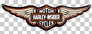 Harley Davidson Wings Logo PNG