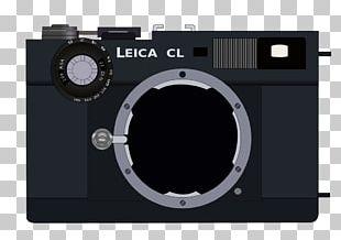 Leica CL Camera Lens Leica Camera Rangefinder Camera PNG