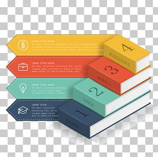 Book Template Infographic Page PNG