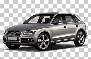 2016 Audi Q5 Car Sport Utility Vehicle 2017 Audi Q5 PNG