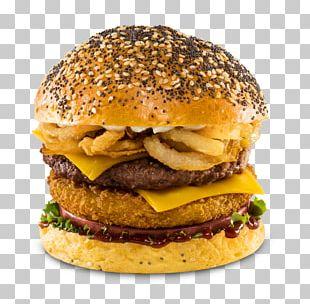 Hamburger Cheeseburger Breakfast Sandwich Fast Food Veggie Burger PNG