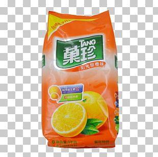 Orange Drink Lemon-lime Drink Flavor PNG
