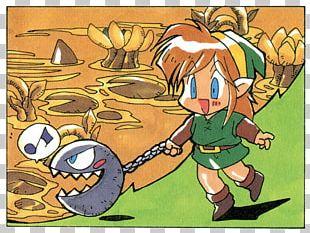 The Legend Of Zelda: Link's Awakening The Legend Of Zelda: The Wind Waker Zelda II: The Adventure Of Link Wii PNG