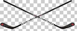 Busch Crossed Ice Hockey Sticks PNG