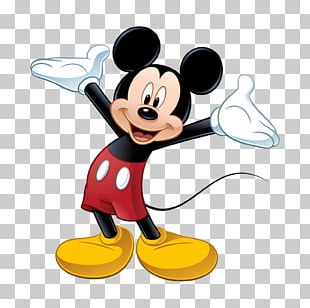 Mickey Mouse Minnie Mouse The Walt Disney Company Wall Decal PNG