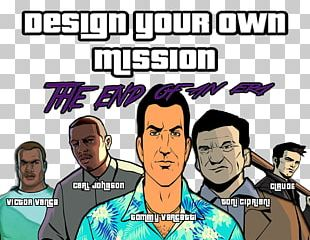 Grand Theft Auto: San Andreas Grand Theft Auto: Vice City Stories Carl Johnson Victor Vance Comics PNG