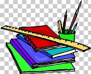 School Supplies Education Homework National Secondary School PNG