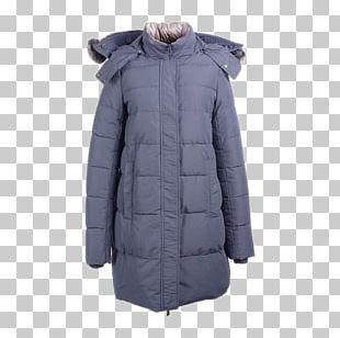Hood Jacket Down Feather Daunenjacke PNG