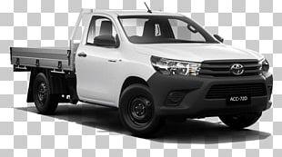 Toyota Hilux Car Pickup Truck Manual Transmission PNG