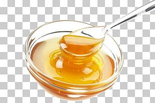Smoothie Bee Honey Syrup Glorious Lifesciences PNG