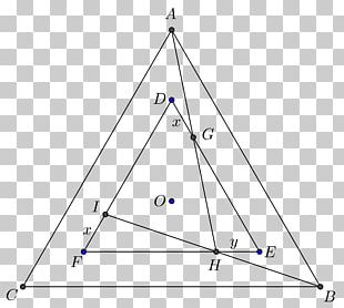 Equilateral Triangle Line Geometry PNG