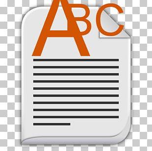 Rich Text Format Plain Text Computer Icons Enriched Text PNG