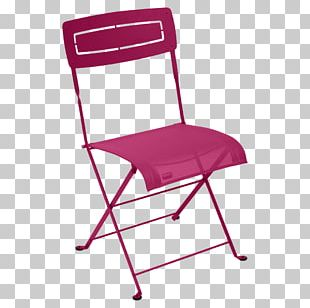 Table Fermob SA Garden Furniture Folding Chair PNG