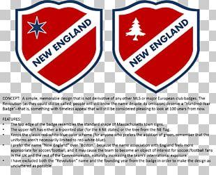 New England Revolution Logo Organization Symbol 2017 Major League Soccer Season PNG
