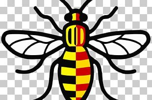 Worker Bee 2017 Manchester Arena Bombing Symbols Of Manchester Tshirts2print.Com PNG