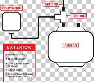 Car Air Suspension Wiring Diagram Bascule PNG