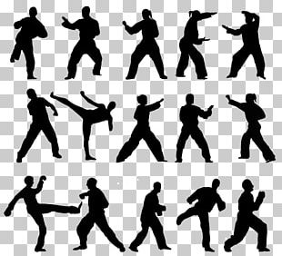 Taekwondo Martial Arts Kick Karate Graphics PNG