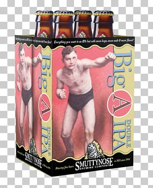 Smuttynose Brewing Company Beer India Pale Ale Portsmouth Stout PNG