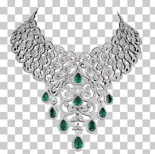 Earring Jewellery Necklace Diamond Choker PNG