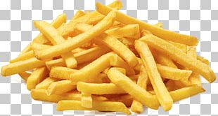 French Fries Stack PNG