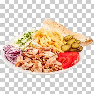 Shawarma French Fries Fast Food Street Food Junk Food PNG