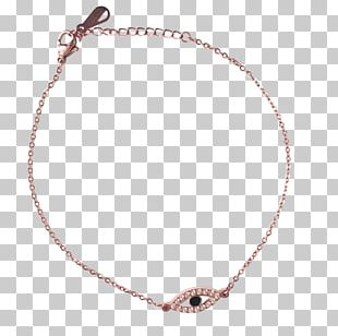 Necklace Anklet Gold Bracelet Silver PNG