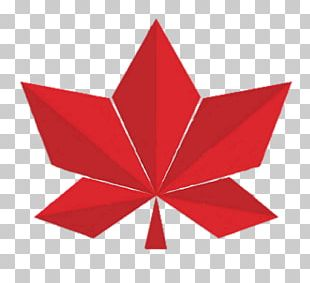 Maple Leaf Canada Logo PNG