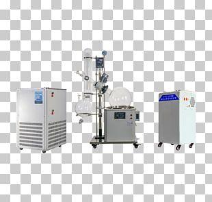 Rotary Evaporator Chemical Reactor Vacuum Crystallization PNG