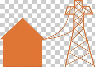 Electric Energy Consumption Transmission Tower Electric Power Transmission PNG