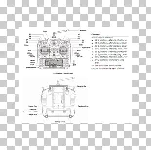 FrSky Taranis X9D Plus Radio Receiver Communication Channel Transmitter PNG