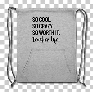 Tote Bag Hoodie Shopping Clothing PNG