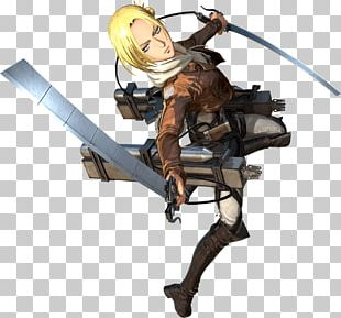 Attack On Titan 2 A.O.T.: Wings Of Freedom Annie Leonhart Bertholdt Hoover Reiner Braun PNG
