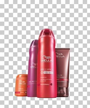 Wella Beauty Parlour Hairdresser Hair Care PNG