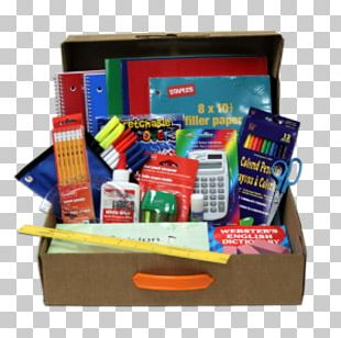 School Supplies Middle School Classroom Student PNG