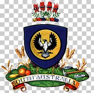 Coat Of Arms Of South Australia New South Wales Symbols Of South Australia Flag Of South Australia PNG
