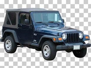 Jeep CJ 1997 Jeep Wrangler Car Jeep Wrangler (TJ) PNG