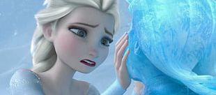 Jennifer Lee Elsa The Snow Queen Hans Kristoff PNG