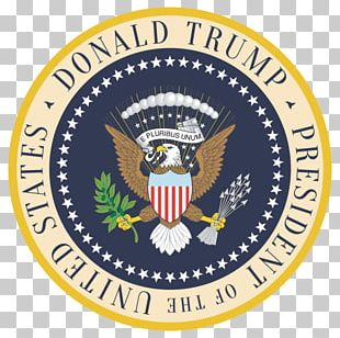 United States Of America Seal Of The President Of The United States PNG