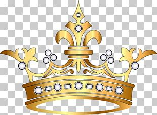 Crown Computer File PNG