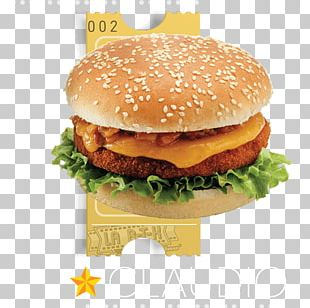 Cheeseburger Hamburger Whopper McDonald's Big Mac Fast Food PNG