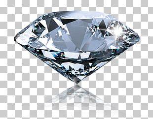 Diamond Cut Engagement Ring Diamond Enhancement PNG