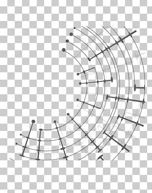 Technology Euclidean Grid PNG
