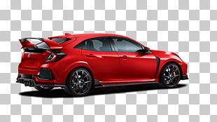 2018 Honda Civic Type R Car Mazda3 PNG
